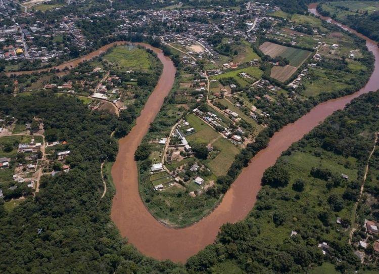 Rio Paraopeba (MG)/ Nilmar Laje